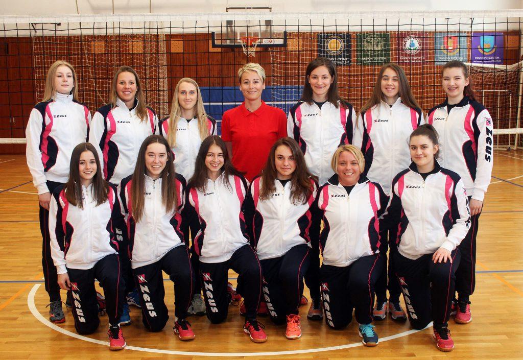 VESC női röplabda csapat